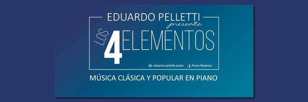 Concierto de Eduardo Pelletti
