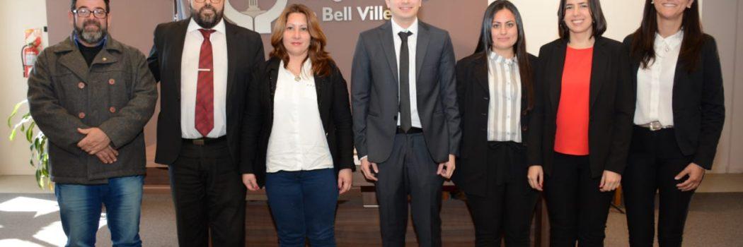 Se concretó la jura de cuatro nuevos abogados