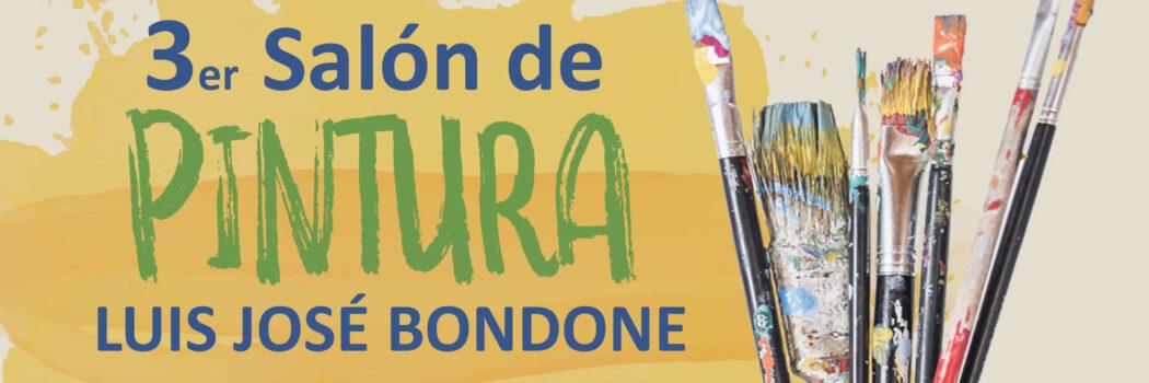 "3er Salón de Pintura ""Luis José Bondone"""